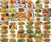 Set of thai food — Stock Photo