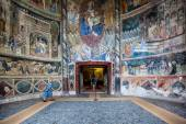 Cappella caracciolo chiesa san giovanni carbonara napoli — Stok fotoğraf