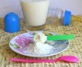 Dry baby food — ストック写真