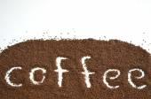 Café granulado — Foto de Stock