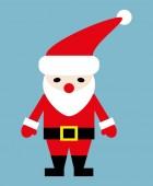 Santa claus. — Stockvector