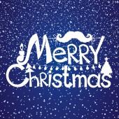 Merry Christmas. — Stock Vector