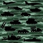 Постер, плакат: Military equipment