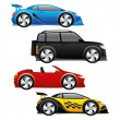 Car icons. — Stock Vector #65040251