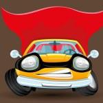 Super car. — Stock Vector #70550367