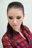 Beauty Portrait. Make-up — Photo