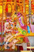 Merry go round — Stock Photo