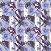 Floral seamless pattern background — Stockfoto