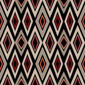 无缝的抽象图案菱形纹理几何背景 — 图库照片