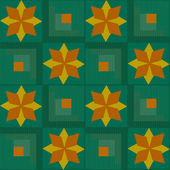 Seamless bright abstract pattern texture geometric background — 图库照片