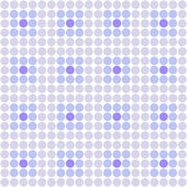Abstract simple blue circles seamless pattern background — Zdjęcie stockowe