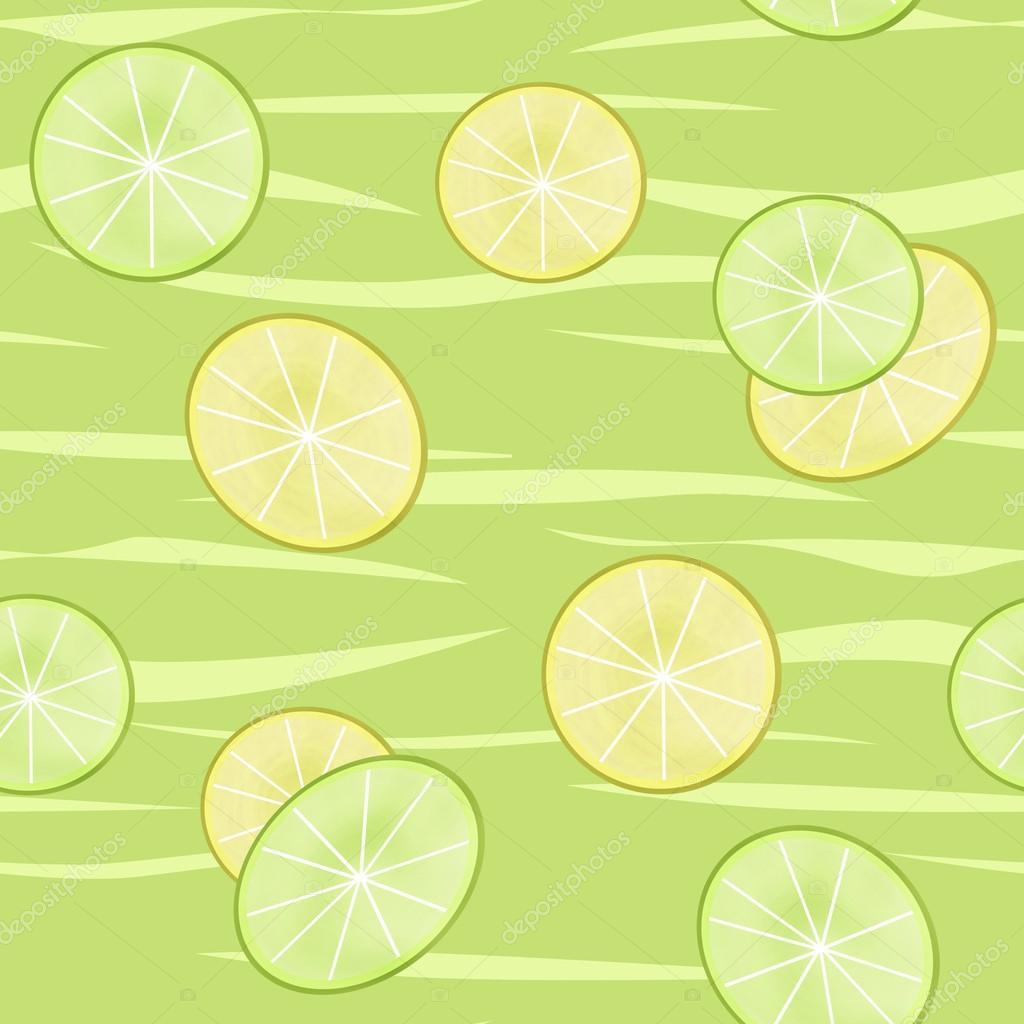 Fresh Splash Of Lemon Slice With Green Olive Leaves Stock Photo ...