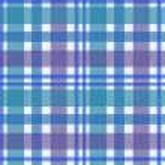 Seamless retro textile blue checkered texture plaid pattern back — Stock Photo #60650733