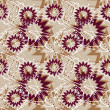 Oriental seamless pattern arabesque brown elements texture backg — Stock Photo #61229701
