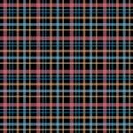 Seamless retro textile tartan checkered texture plaid pattern ba — Stock Photo #61401607