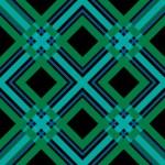 Seamless retro tartan checkered texture plaid pattern background — Stock Photo #61421405