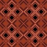 Seamless retro tartan checkered texture plaid pattern terracotta — Stock Photo #61421415