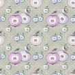 Apple seamless pattern apples texture kids cute retro background — Stock Photo #61422179