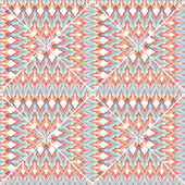 Patchwork design seamless geometrical pattern background — Stock Photo