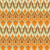 Seamless pattern geometric stylish background retro texture — Stock Photo