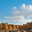 Jaisalmer Fort , the Golden City of Rajasthan — Stock Photo #51817183