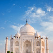 Taj Mahal in sunrise light — Stock Photo #51817199