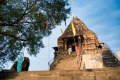 Religious holiday in temple — Zdjęcie stockowe