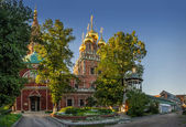 The Kadashevsky temple — Stock Photo