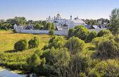 Pokrovsky monastery — Стоковое фото