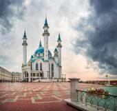 Мечеть Казанский Кремль Кул Шариф — Стоковое фото