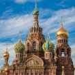 Church of the Saviour on the Spilled Blood, St Petersburg, Russia — Stock Photo #51922247