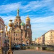 Church of the Saviour on the Spilled Blood, St Petersburg, Russia — Stock Photo #51922307