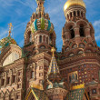 Church of the Saviour on the Spilled Blood, St Petersburg, Russia — Stock Photo #51922547