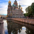 Church of the Saviour on the Spilled Blood, St Petersburg, Russia — Stock Photo #51923041
