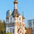 Постер, плакат: The chapel of Saint Great Martyr Ekaterina Yekaterinburg Russia