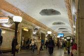 Metro w — Zdjęcie stockowe