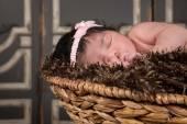 Sleeping Baby — Stok fotoğraf