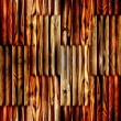Abstract paneling pattern - seamless background - wooden surface — Stock Photo #69109003