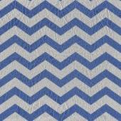 Vintage chevron pattern - seamless pattern - blue-white color - — Stock Photo