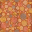 Abstract bubble pattern - different colors - wooden texture — Stock Photo #74351039