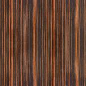 Wooden board for seamless background - Ebony wood texture — Stock Photo