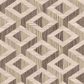 Wooden parquet Decoration - seamless background - Blasted Oak Groove — Stock Photo