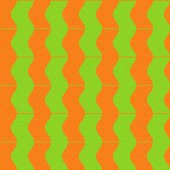 Abstract paneling pattern - waves decor - seamless background — Stockfoto