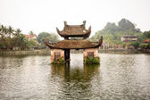 The Forbidden City at Hue — Stock Photo
