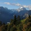 View from Braunwald — Stock Photo #56085849