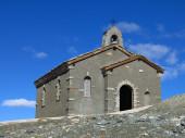 Cappella sul Gornergrat — Foto Stock