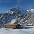 Cable Car Station In Braunwald — Stock Photo #62981205