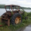 Old tractor — Stock Photo #79806150