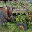 Old tractor — Stock Photo #79806152