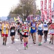 Male and Female Runners at Comrades Ultra Marathon — Stock Photo #54541451